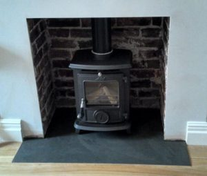Aga Little Wenlock Slate Hearth